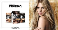 Coloration Prodigy by L'Oréal Paris. #LaraStone #hair