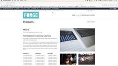 Forge WordPress Website Tutorial - Add PDF Download File
