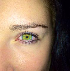 chillumm: I was pretty high in this My boyfriend wont stop taking pictures of my eyes Beautiful Eyes Color, Stunning Eyes, Cute Eyes, Pretty Eyes, Rare Eye Colors, Aesthetic Eyes, Magic Eyes, Human Eye, Hazel Eyes