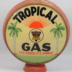 Show & Tell - Antique Gas Pump Globes | Collectors Weekly