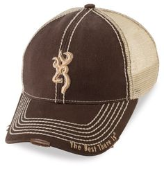 wholesale dealer 03231 14f4f Browning Mesh Back Cap