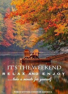 Fall weekend :)