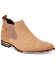 Bar III Men's Paxton Chelsea Boots, Created for Macy's | macys.com