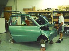 Prototypes built for Mercedes Benz Mercedes Smart, Mercedes Benz, Smart Fortwo, Smart Car, Car Garage, Automobile, Mendoza, Vehicles, Modeling