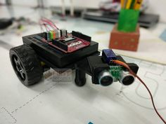 Through the use of robots, First Robotics Learning Center incorporates the STEM program in every lesson of the child to nurture their mind and their intellectual thinking in analyzing and solving basic problems. Learning Centers, Fun Learning, Robotics Workshop, Arduino, Robots, Programming, Coding, Child, Drop