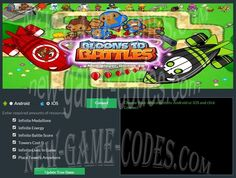 """""""Bloons Tower Defense Battles Hack Cheats [Medallions-Energy] No Jailbreak [Android iOS],"""" by Chad C Mitchell"""