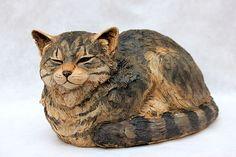 Karen Fawcett Studios|ceramic bird sculpture|ceramic animal sculpture