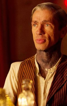 Mat Fraser as Paul the Illustrated Seal in American Horror Story: Freak Show