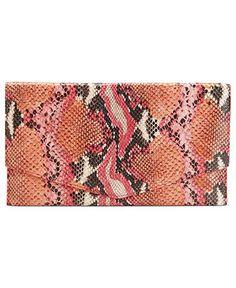 Cole Haan Handbag, Crosby Snake Envelope Clutch - Clutches & Evening Bags - Handbags & Accessories - Macy's