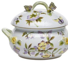 Lovely Herend... porcelain from Hungary (hand painted loveliness)