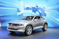 VW Touareg CC (2015) und weitere VW-SUV