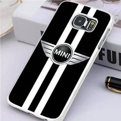Mini Cooper Car Logo Samsung Galaxy S6 Edge Case  Sintawaty.com - sintawaty
