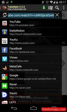 تحميل تطبيق TubeMate لتحميل الفيديو عبر اليوتيوب الاصدار الاخير اندرويد  صورة للبرنامج