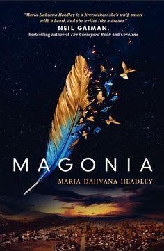 Sous le feuillage: Magonia #1 ♥ ♥ ♥