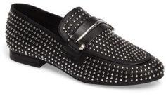 Steve Madden Kast Studded Loafer
