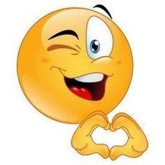 Love Smiley, Smiley Happy, Emoji Love, Cute Emoji, Animated Emoticons, Funny Emoticons, Funny Cartoons, Emoji Images, Emoji Pictures