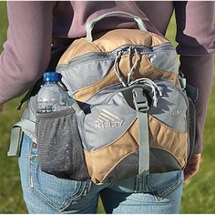 The perfect compact carry, anywhere! Kelty® Jaunt Waist Pack    http://www.sportsmansguide.com/net/cb/kelty-jaunt-pack.aspx?a=775718