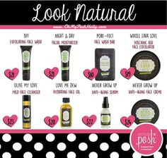 Like what you see? Visit my website for more product information and pricing: www.iPoshwithCarolyn.com  All items are less than $25; all shipping no matter how big or small $5; buy 5 get the 6th FREE