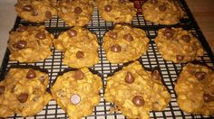 Pumpkin Oat Chocolate Chip Cookies 2014