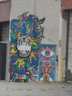 Lion Eye. Richmond, VA