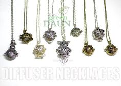 Essential Oil Diffuser Necklace & Pendent Clearence - RM10 Per Piece. While Stocks Last.   Yes we are clearing up our EOD Pendants with Chain for RM10 per piece at our shop. Many designs available.  #eod #eodmalaysia #essentialoildiffuser #eodnecklace #eodpendent #essentialoildiffuserpendant #essentialoil #essentialoildiffusernecklace #greendaun #craftshop
