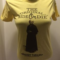 bf631b100e5 New Harriet Tubman tee by SoulSeed Tees. I removed the word