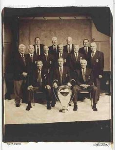 first british team to win the european cup and we only paid for one player hail, hail the only one king billy