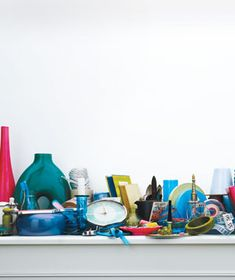 The top 6 excuses for clutter: great article with ideas on how to overcome the excuses and reduce and simplify