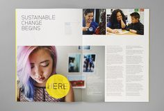 Turnstyle | Design, Graphic Design, Web Design, Information Design | SU 2014 President's Report