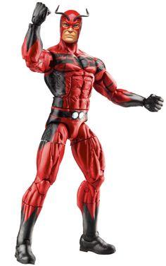 Resenhas de Marte: Marvel Legends Ant-Man Series Ultron BAF
