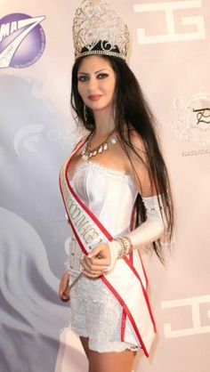 Queen of Hollywood Rolita fakih