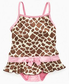b044f421e7dd6 Baby swimsuite-adorable :) Baby Swimwear, Baby Swimsuit, Cute Baby Girl,