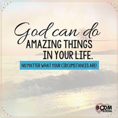 Oh yes He can! Give Him a chance to show up BIG in your life! via @kimgarst  http://ift.tt/1H6hyQe Facebook/smpsocialmediamarketing @smpsocialmedia