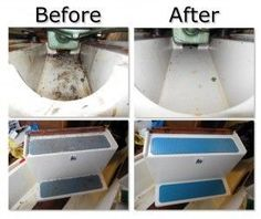 Boat Maintenance - How to Clean a Greasy Boat Bilge #boatingtips