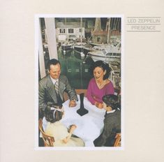 Presence Remastered Original [Vinyl LP]: Amazon.de: Musik