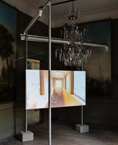 Image result for exhibition design with moving image