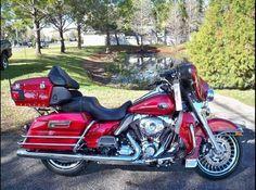 2013 Harley-Davidson FLHTCU - Electra Glide Ultra Classic #motorcycle