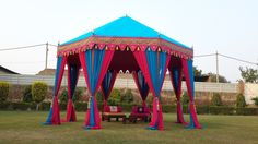 Indian Raj Tents by www.indiantents.in