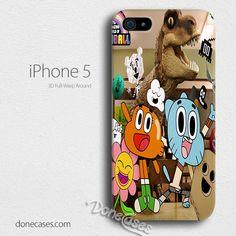amazing world gumball case iPhone 4/4 Case, iPhone 5/5s/5c, iPhone 6 / iphone 6 plus case
