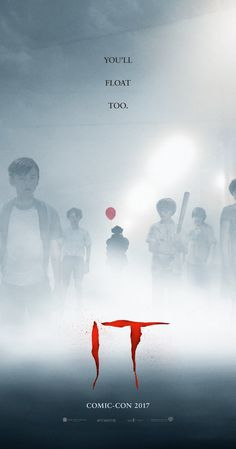 Directed by Andy Muschietti. With Bill Skarsgård, Jaeden Lieberher, Finn Wolfhard, Sophia Lillis. In Derry, Maine, seven friends come face-to-face with a shape shifter, who takes the form of an evil clown who targets children.