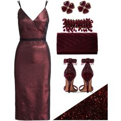 formal by sissy-30 on Polyvore featuring Cinq à Sept, Givenchy, Jessica McClintock, Rosantica and Carla Amorim