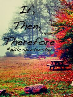 Join us for #WilcoWednesday  as my dear fellow spaghetti-brained friend Kristen shares a truth that we ALL need to write on our hearts.