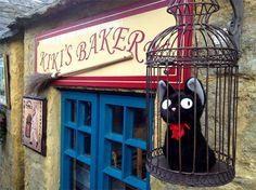 Real Kikis Bakery in Japan photo by bored panda