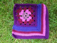 crochet block