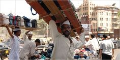 More than 175,000 to 200,000 lunch boxes get moved every day by an estimated 4,500 to 5,000 dabbawalas, all with an extremely small nominal fee and with utmost punctuality. According to a recent survey, they make less than one mistake in every 6 million deliveries, despite most of the delivery staff being illiterate.