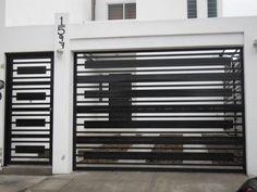 1347156705_436958199_2-Fotos-de--PORTONES-ELECTRICOS-Y-HERRERIA-EN-GENERAL-CREDITO-DISPONIBLE House Main Gates Design, Front Gate Design, Door Gate Design, Railing Design, Fence Design, House Design, Gate Designs Modern, Modern Gates, Casa Petra