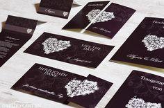 Ihr möchtet eure Hochzeitskarten drucken (lassen)? In unserer großen Bildergalerie für Hochzeitskarten findet ihr Tipps, tolle Beispiele und Ideen.