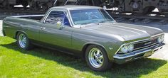 1966 Chevy El Camino ...  SealingsAndExpungements.com... 888-9-EXPUNGE (888-939-7864)... Free evaluations..low money down...Easy payments.. 'Seal past mistakes. Open new opportunities.'