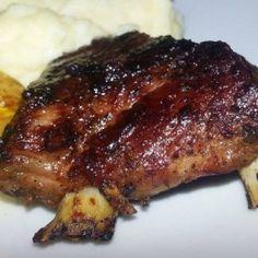 Sült oldalas, ahogy nagyanyáink készítették | NOSALTY Steak, Grilling, Bbq, Pork, Food And Drink, Cooking Recipes, Chef Recipes, Cooking, Barbecue