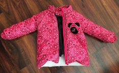 Шьем с Наташкой-портняжкой: Шьем зимнюю куртку МК